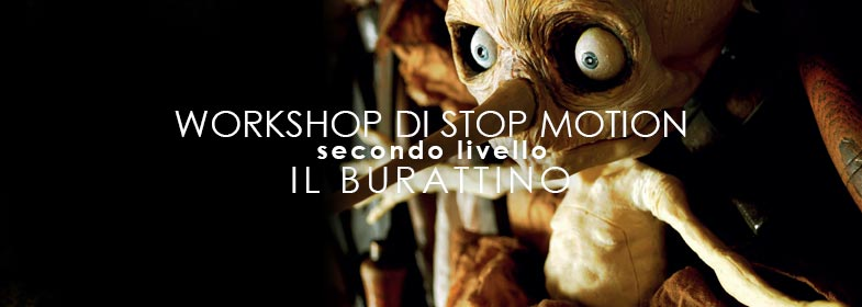 WORKSHOP DI STOP MOTION. SECONDO LIVELLO