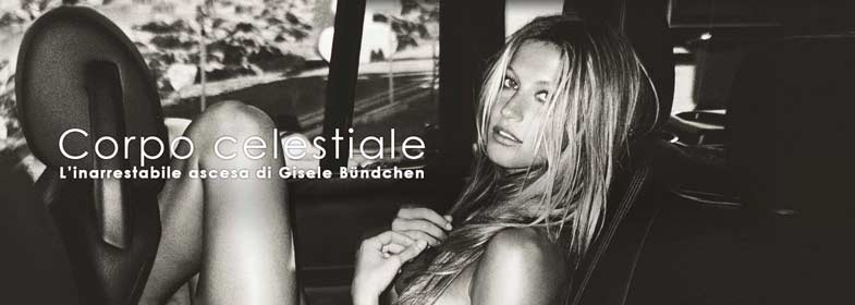 GISELE BÜNDCHEN Trade edition