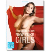 RICHARD KERN. NEW YORK GIRLS. 20TH ANNIVERSARY