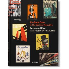 THE BOOK COVER IN THE WEIMAR REPUBLIC (GB-D)