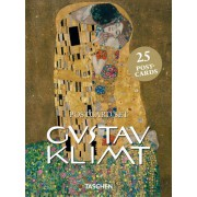 POSTCARDS/CARTOLINE SET GUSTAV KLIMT