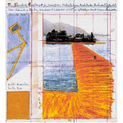 CHRISTO. THE FLOATING PIERS, VERSIONE 2