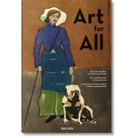 ART FOR ALL. THE COLOR WOODCUT IN VIENNA AROUND 1900