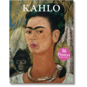 FRIDA KAHLO - 16 PRINTS