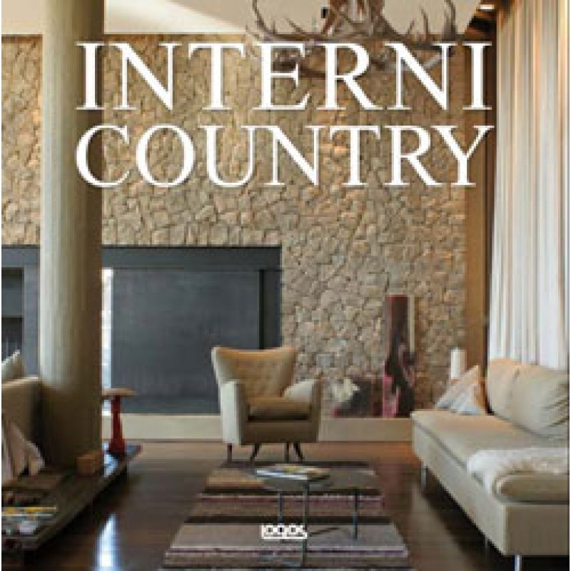 Interni country logos for Case in stile spagnolo