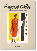 FRAN�OISE GILOT. THREE TRAVEL SKETCHBOOKS: VENICE, INDIA, SENEGAL