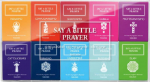 SAY A LITTLE PRAYER (I)