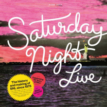 SATURDAY NIGHT LIVE. THE BOOK