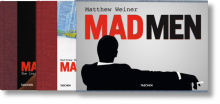 MATTHEW WEINER. MAD MEN