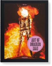 NK GUY. ART OF BURNING MAN