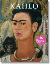FRIDA KAHLO - SET DI 16 STAMPE