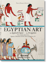 PRISSE D�AVENNES. EGYPTIAN ART