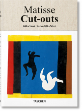 HENRI MATISSE. CUT-OUTS. DRAWING WITH THE SCISSORS