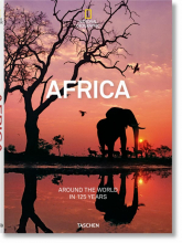NATIONAL GEOGRAPHIC. AROUND THE WORLD IN 125 YEARS � AFRICA