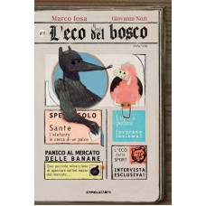 L'ECO DEL BOSCO - N.E. ALTA LEGGIBILITÀ