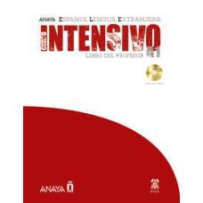 CURSO INTENSIVO A1 LIBRO DEL PROFESOR + CD