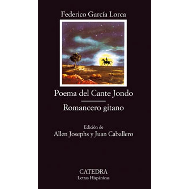 Poema Del Cante Jondo Romancero Gitano Cátedra Libriit