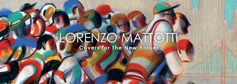 LORENZO MATTOTTI. COVERS FOR THE NEW YORKER