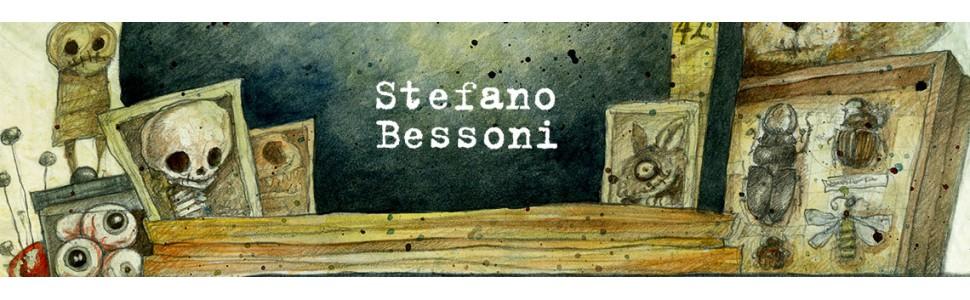 STEFANO BESSONI  BOOK SHOP #logosedizioni