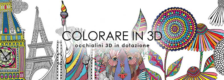 Colorare in 3D