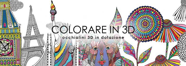 Colorare in 3D