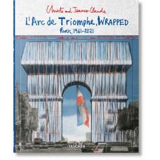CHRISTO & JEANNE-CLAUDE - L 'ARC DE TRIOMPHE