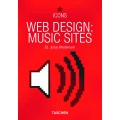 WEB DESIGN: MUSIC SITES - OUTLET