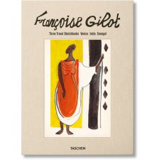FRANÇOISE GILOT. THREE TRAVEL SKETCHBOOKS: VENICE, INDIA, SENEGAL