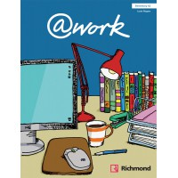 @WORK A2 STUDENT'S BOOK - ELEMENTARY