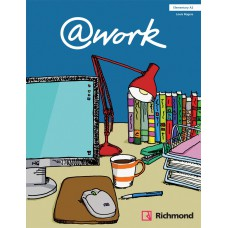 @WORK A2 STUDENT'S BOOK - ELEMENTARY - OUTLET