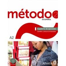 METODO ANAYA ELE A2 - CUADERNO EJERCICIOS