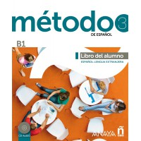 METODO ANAYA ELE B1 - LIBRO ALUMNO - OUTLET