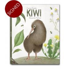 KIWI - copia autografata