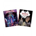 PARIS & LONDON MIRABILIA BUNDLE (GB)