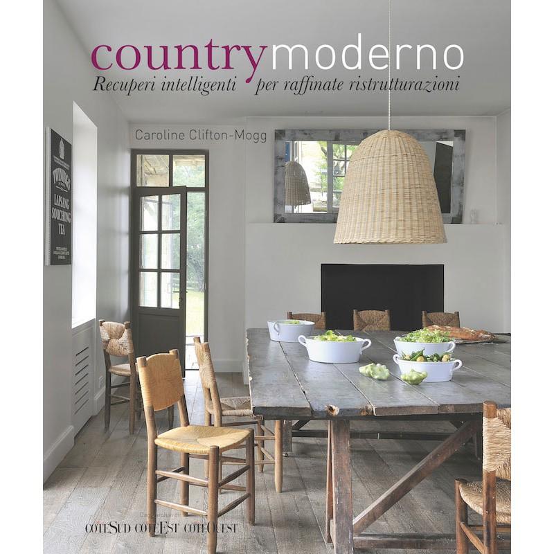 Riviste Arredamento Country.Country Moderno Logos Libri It