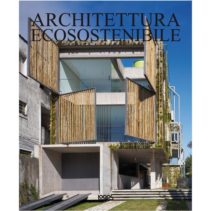 architettura ecosostenibile logos