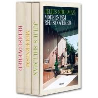 JULIUS SHULMAN, MODERNISM REDISCOVERED, 3 VOLS.  - OUTLET