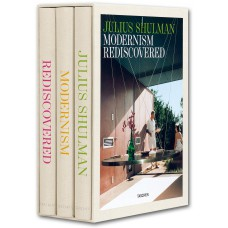 JULIUS SHULMAN, MODERNISM REDISCOVERED, 3 VOLS.  - OUTLET