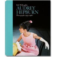 BOB WILLOUGHBY. AUDREY HEPBURN. PHOTOGRAPHS 1953–1966 - edizione limitata