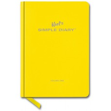 SIMPLE DIARY YELLOW
