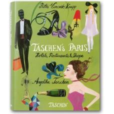 TASCHEN'S PARIS - OUTLET