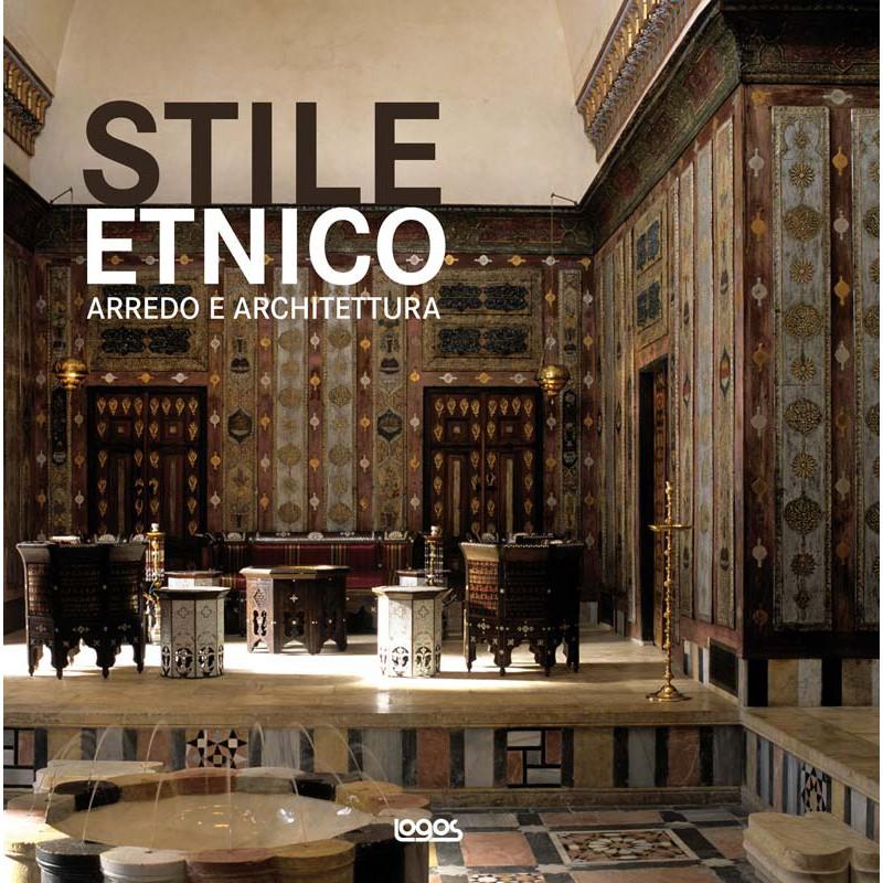 stile etnico arredo e architettura logos