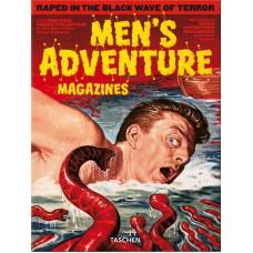 MENS'S ADVENTURE MAGAZINES - OUTLET