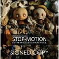 STOP MOTION. LA FABBRICA DELLE MERAVIGLIE. Copia autografata.