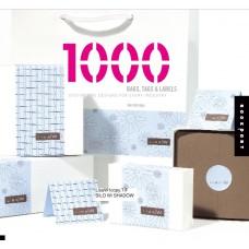 1000 SHOPPER, CARTELLINI E ETICHETTE