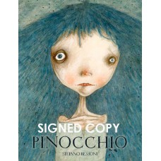 PINOCCHIO. STEFANO BESSONI. SIGNED COPY