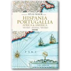 ATLAS MAIOR HISPANIA, PORTUGALLA, AFRICA ET AMERICA - OUTLET