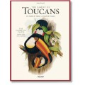 JOHN GOULD. THE FAMILY OF TOUCANS - set di stampe
