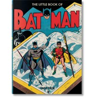 THE LITTLE BOOK OF BATMAN (IEP)