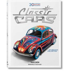 20TH CENTURY CLASSIC CARS. 100 YEARS OF AUTOMOTIVE ADS - #BibliothecaUniversalis